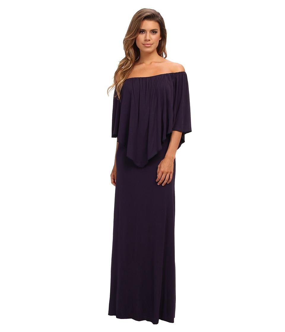 Culture Phit - Ayden Dress (Navy) Women's Dress
