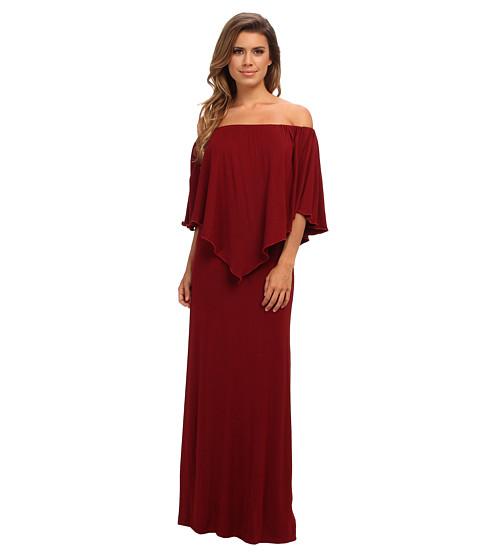 Culture Phit - Ayden Dress (Maroon) Women