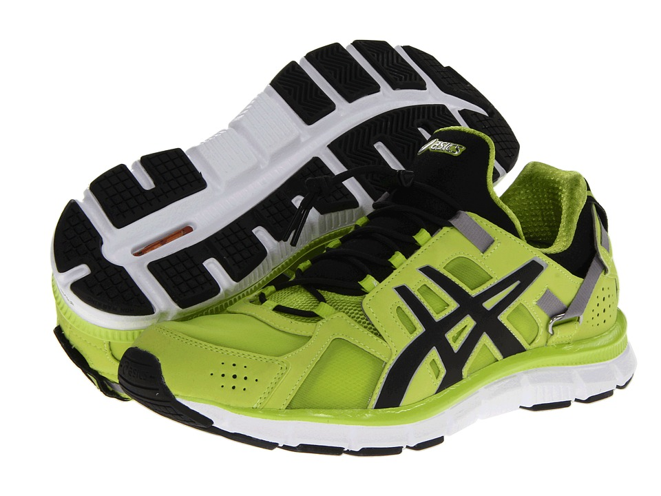 ASICS - Gel-Synthesis (Lime/Black/Lime) Men