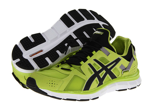ASICS - Gel-Synthesis (Lime/Black/Lime) Men's Cross Training Shoes