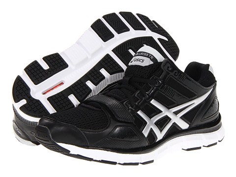 ASICS - Gel-Blur33 TR Mid (Black/Silver) Men's Shoes