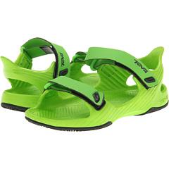 SALE! $19.78 - Save $4 on Teva Kids Barracuda (Toddler) (Green) Footwear - 17.58% OFF $24.00