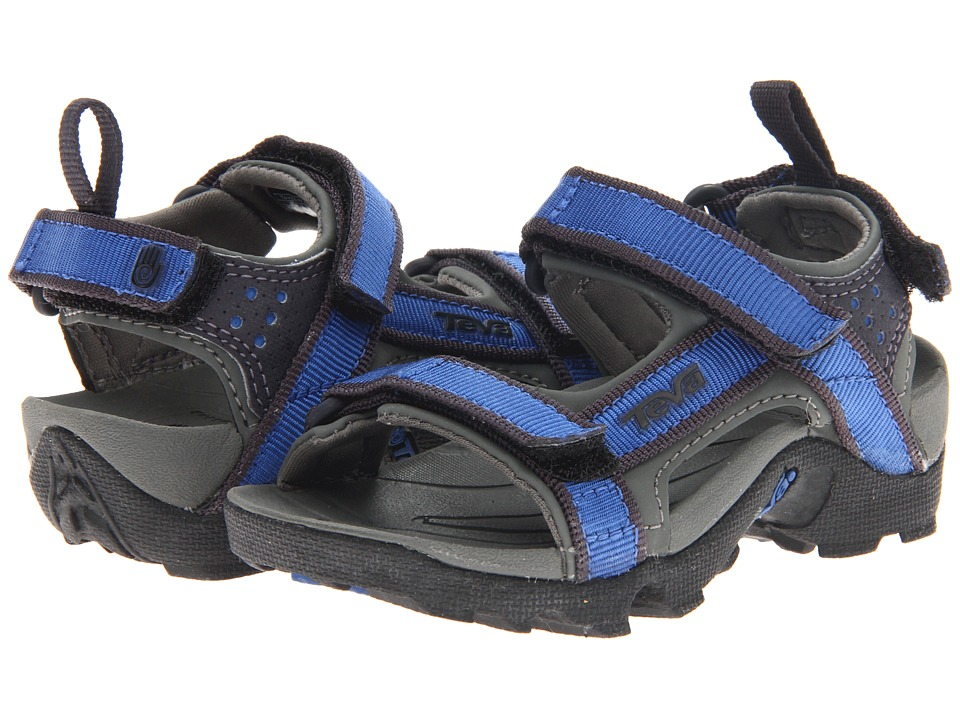 Teva Kids - Tanza (Toddler/Little Kid/Big Kid) (Olympian Blue) Boys Shoes