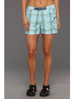 SALE! $21.99 - Save $18 on Columbia Cross On Over Cargo Plaid Short (Clear Blue Large Plaid) Apparel - 45.03% OFF $40.00