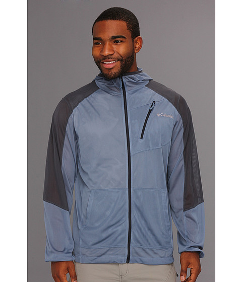 Columbia - Insect Blocker Mesh Jacket (Mountain/India Ink) Men's Coat