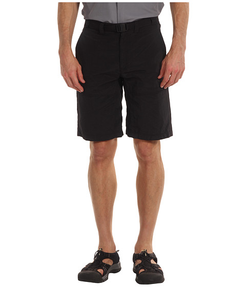 adidas Outdoor - Hiking/Trekking Hike Short (Black) Men's Shorts