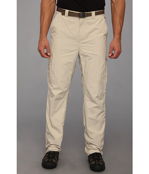 Columbia - Silver Ridge Cargo Pant - Tall (Fossil) Men's Casual Pants