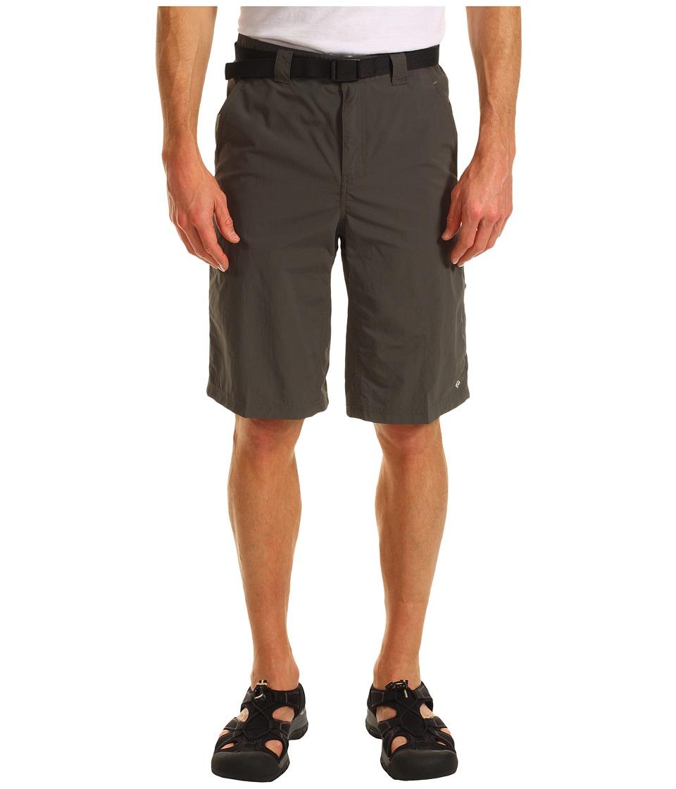 Columbia - Silver Ridge Short (Gravel) Men's Shorts