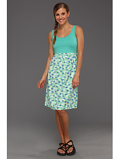 SALE! $34.99 - Save $25 on Columbia Armadale Dress (Glaze Green Armdale Fans Print) Apparel - 41.68% OFF $60.00