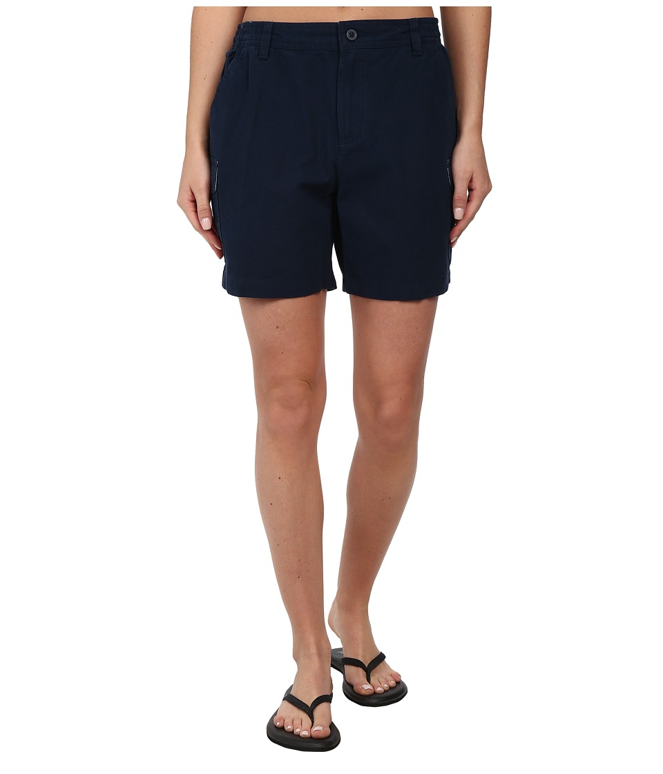 Columbia Brewhatm II Short (Collegiate Navy) Women