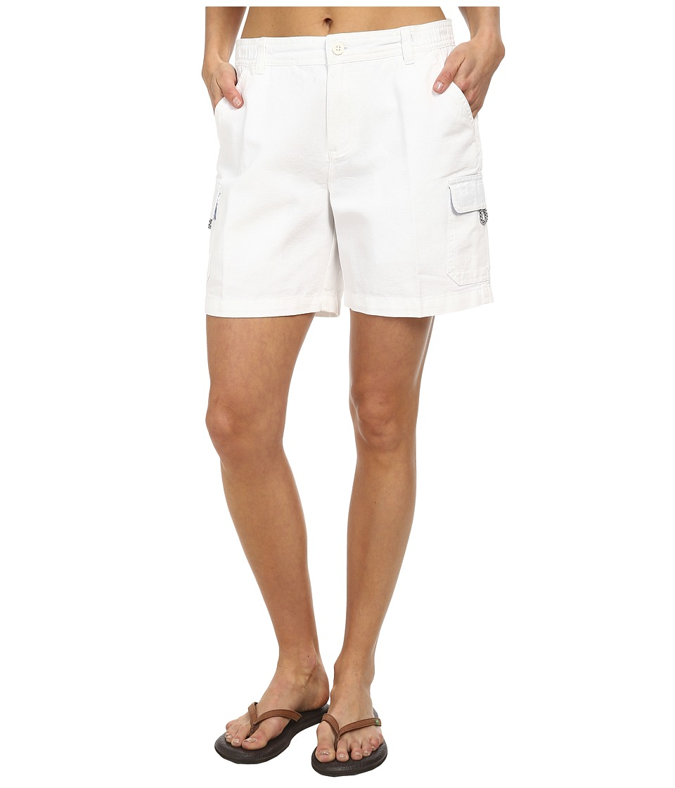 Columbia - Brewhatm II Short (White) Women's Shorts