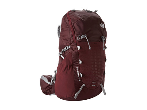 The North Face - Women's Casimir 32 (Malbec Red) Backpack Bags