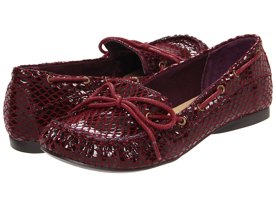 Chinese Laundry Marlow (Bordeaux Snake print) Women