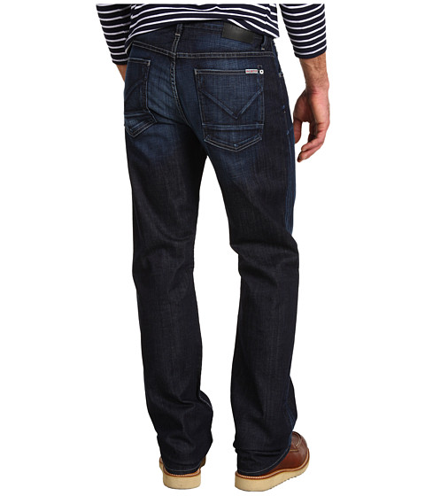 Hudson - Buckley Five-Pocket Athletic Fit 37 Inseam in Wickham (Wickham Wash) Men's Jeans