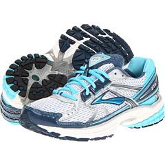 Brooks Adrenaline GTS 13 (Dark Denim/White/Bachelor Button/Silver/Black) Women's Running Shoes