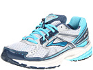 Brooks - Adrenaline GTS 13 (Dark Denim/White/Bachelor Button/Silver/Black) - Footwear