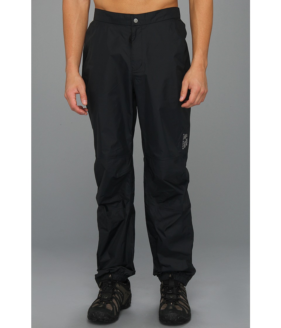 Mountain Hardwear - Plasmic Pant (Black) Men's Clothing