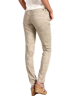 SALE! $29.99 - Save $59 on Jag Jeans Chloe Low Rise Skinny Printed Sateen in Soft Khaki Combo (Soft Khaki Combo) Apparel - 66.30% OFF $89.00