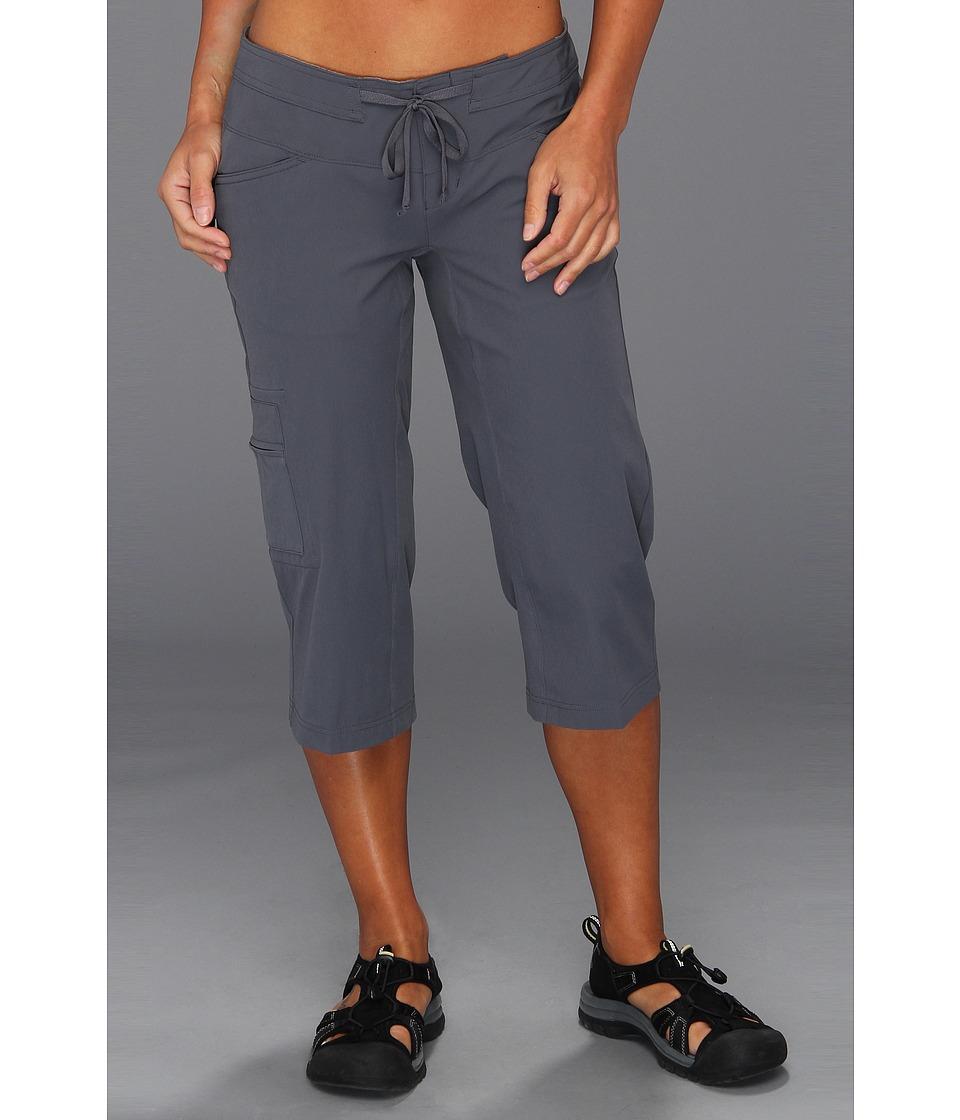 Mountain Hardwear - Yuma Capri (Graphite) Women's Capri