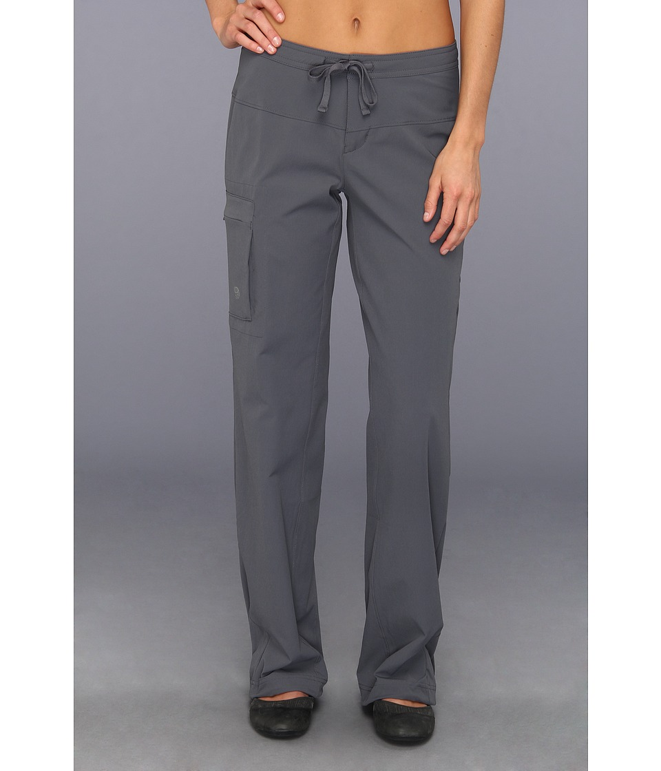 Mountain Hardwear - Yuma Pant (Graphite) Women's Clothing