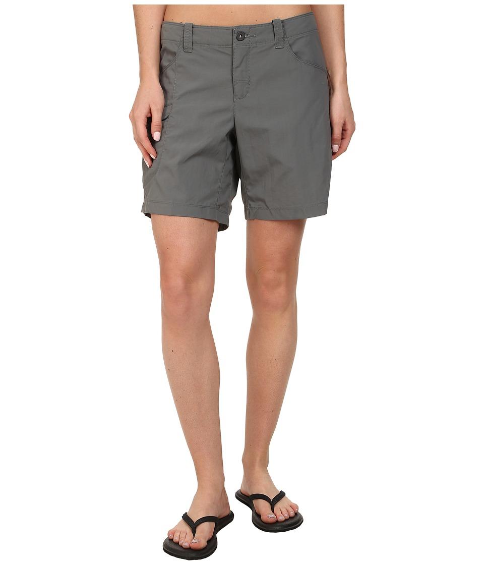 Mountain Hardwear - Ramesa Short V2 (Titanium) Women's Shorts