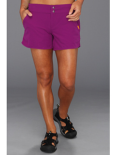 SALE! $34.99 - Save $25 on Mountain Hardwear Petrina Short (Plum) Apparel - 41.68% OFF $60.00