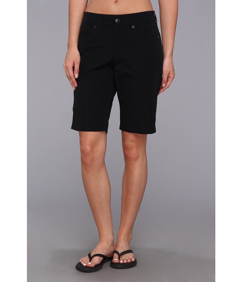 Mountain Hardwear - La Strada Short (Black) Women's Shorts