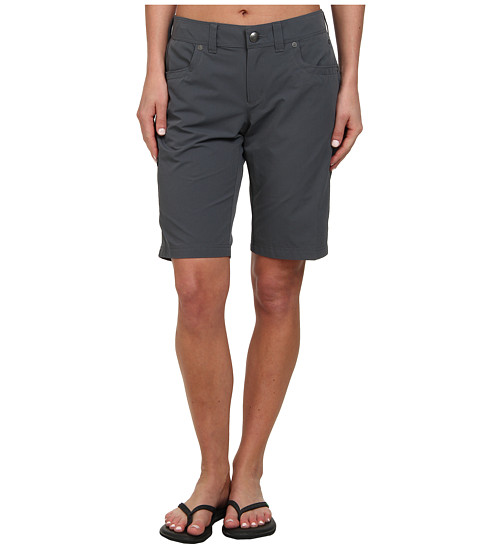 Mountain Hardwear - La Strada Short (Graphite) Women