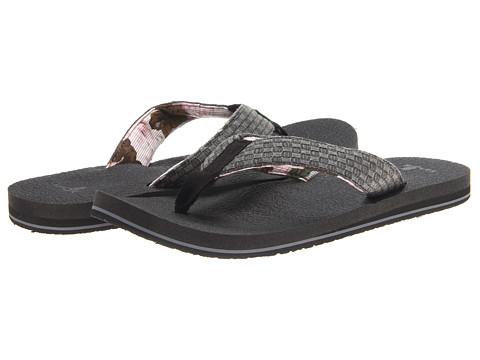 Sanuk - Yogi 3 (Charcoal) Men's Sandals