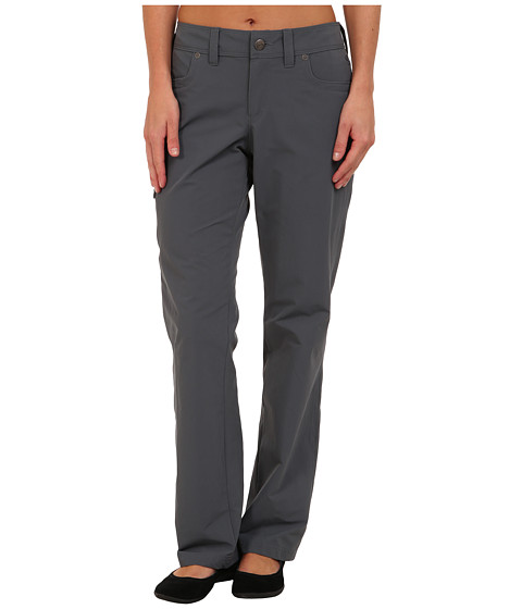 Mountain Hardwear - La Strada Tech Pant (Graphite) Women