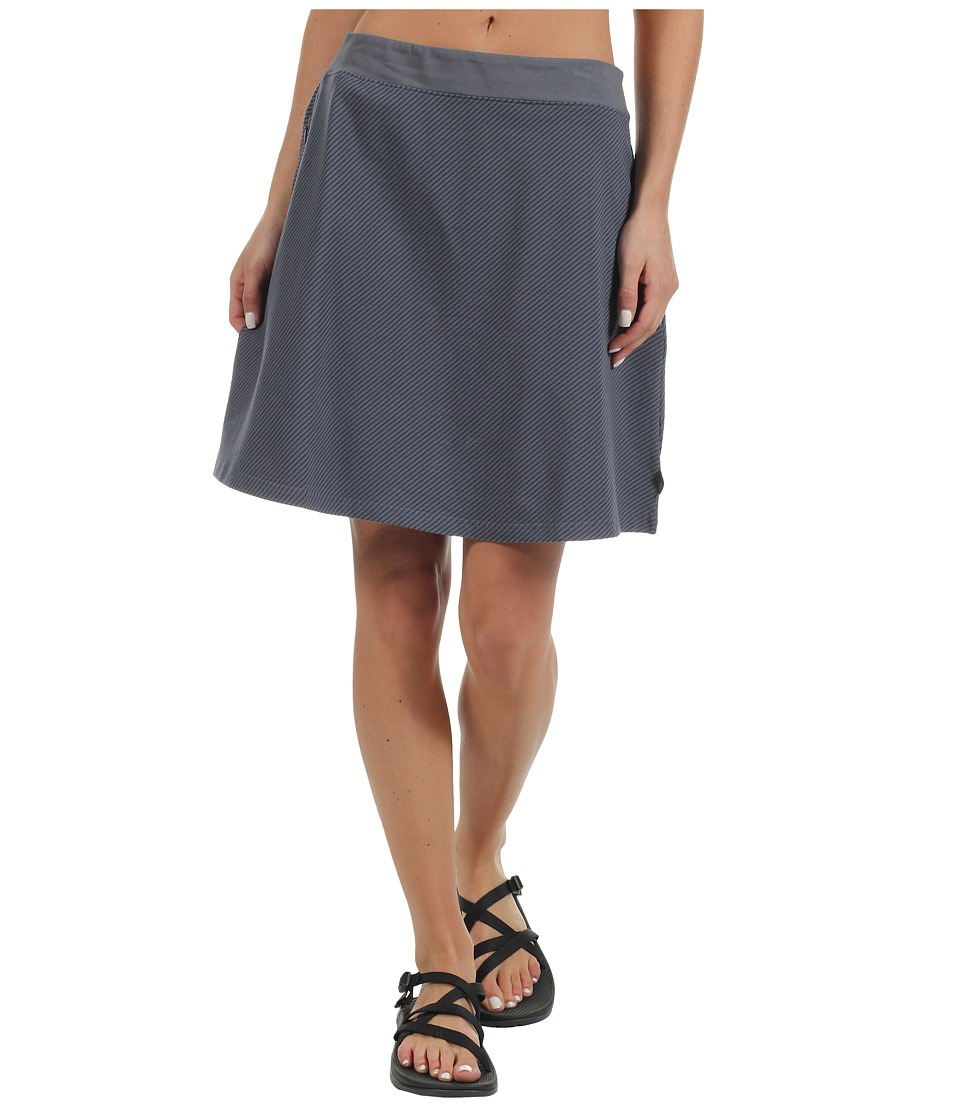 Mountain Hardwear Tonga Skirt (Graphite) Women