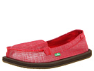 Sanuk Ohm My (Red)