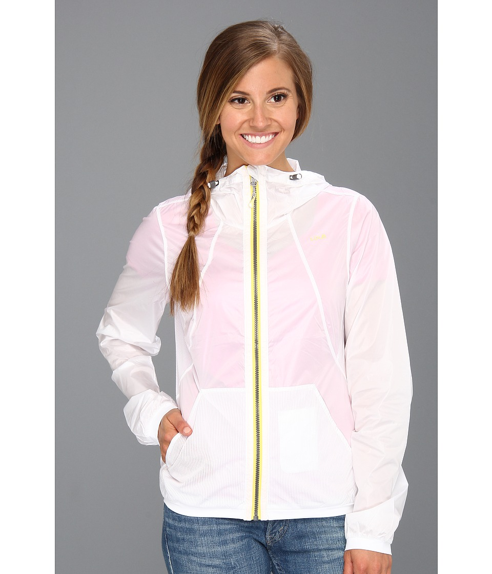 Lole - Mistral Jacket (White) Women's Jacket