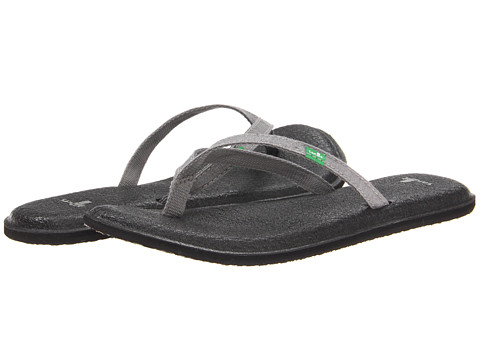 Sanuk - Yoga Spree 2 (Silver) Women