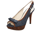 Stuart Weitzman - Ginger (Navy Antique Denim)