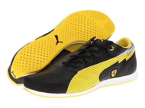 d2906588ec9 ... UPC 886377931167 product image for PUMA evoSPEED Low Ferrari (Black Vibrant  Yellow) Athletic