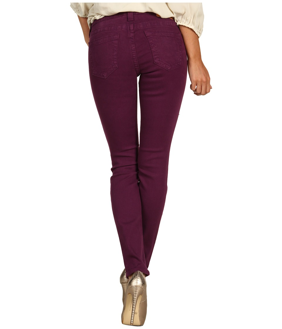True Religion - Halle Mid-Rise Legging (Passion) Women's Casual Pants