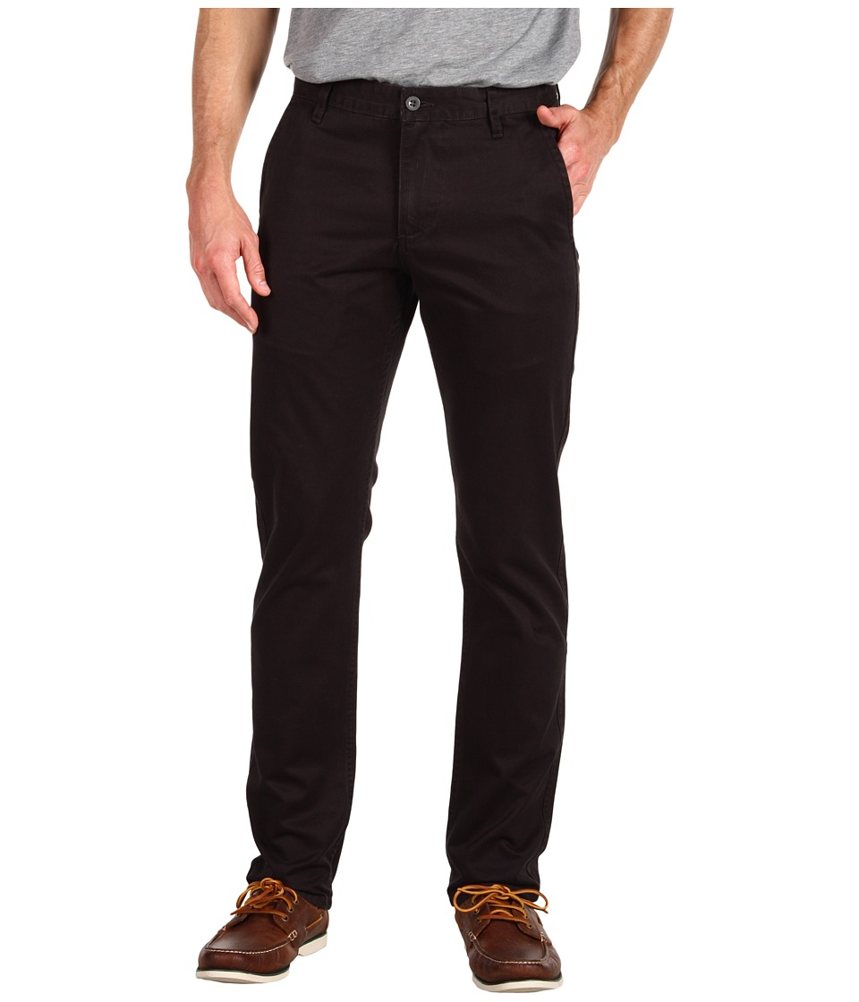 Dockers Men's - Alpha Khaki Pant (Black) Men's Casual Pants