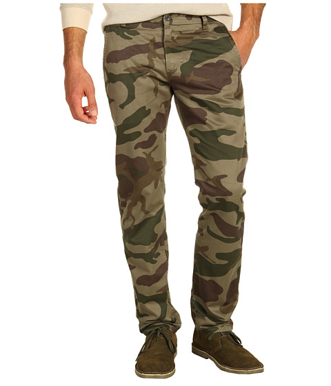 Dockers Men's - Alpha Khaki Pant (Pantego/True Olive) Men's Casual Pants
