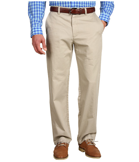Dockers Men's - Saturday Khaki D3 Classic Fit Flat Front (Safari Beige) Men's Casual Pants