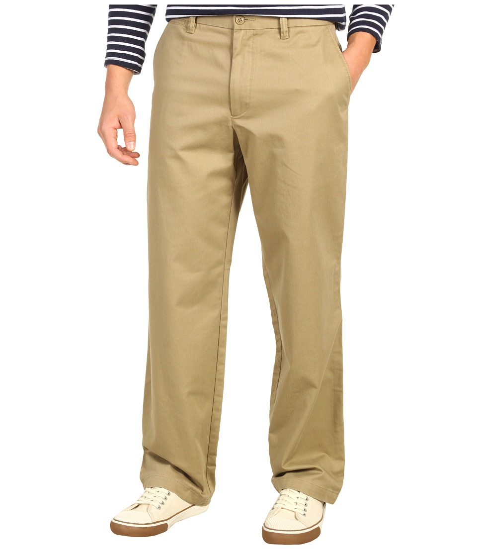 Dockers Men's - Saturday Khaki D3 Classic Fit Flat Front (New British Khaki) Men's Casual Pants