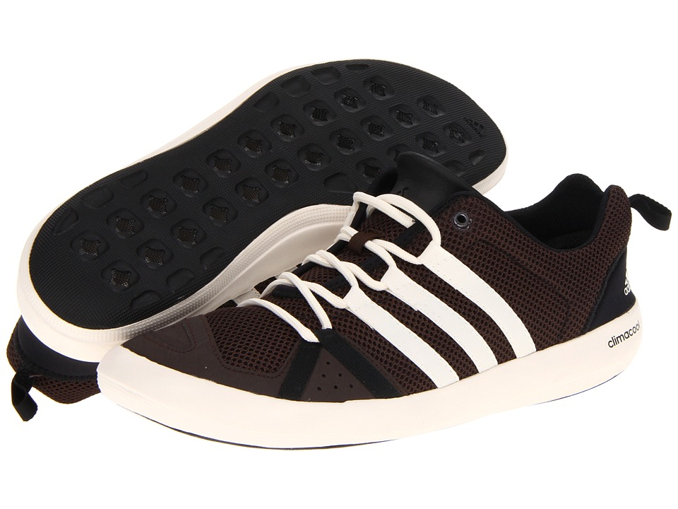 adidas Outdoor - Boat CC Lace (Mustang Brown/Chalk/Black) Athletic Shoes