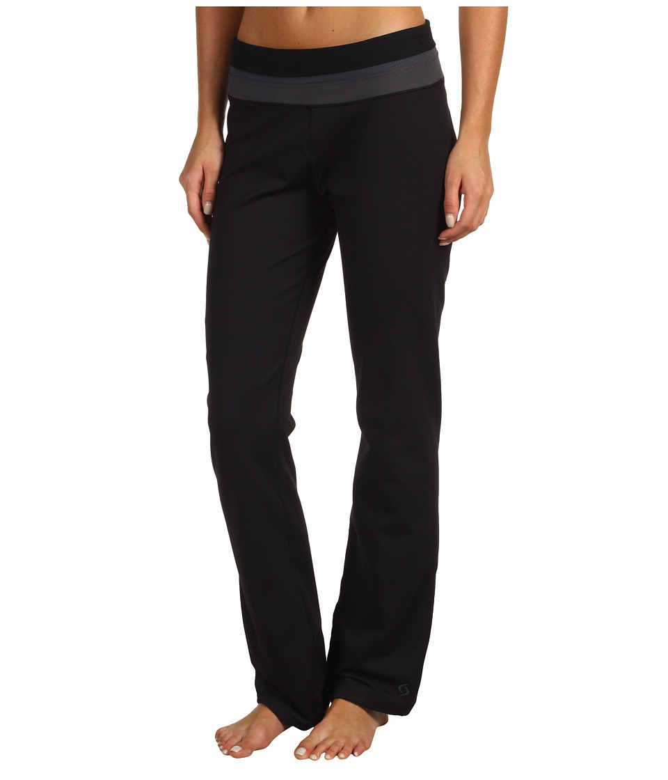 Moving Comfort - Flow Pant (Black/Ebony) Women's Casual Pants