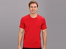 Reebok RFF Stretch S/S Tee (Excellent Red) Men's Short Sleeve Pullover