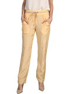 SALE! $219.99 - Save $330 on See by Chloe Drawstring Trouser (Orange) Apparel - 60.00% OFF $550.00