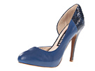 Juicy Couture - Elise (Electric Blue Native Calf Whale Blue Snake Print) - Footwear