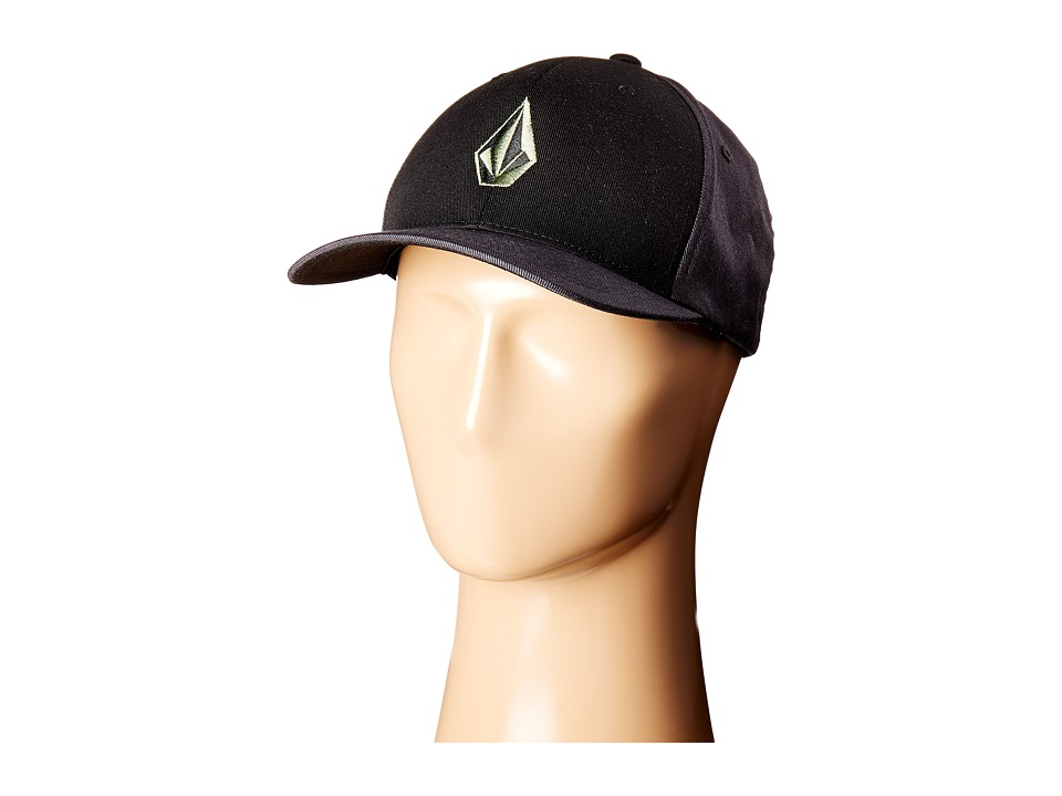 Volcom - Full Stone X-Fit FlexFit (Military) Baseball Caps