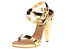 DSQUARED2 - S13C508100 74 Cindy Laminato Sandal (Specchio/Oro) Sandal