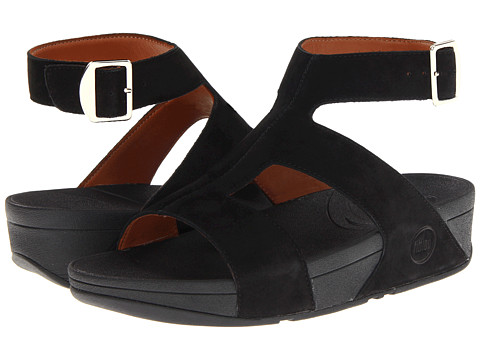 FitFlop - Arena (Black) Women's Sandals