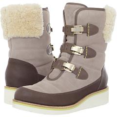 Cole Haan Lania Boot Waterproof (Maple Sugar) Footwear